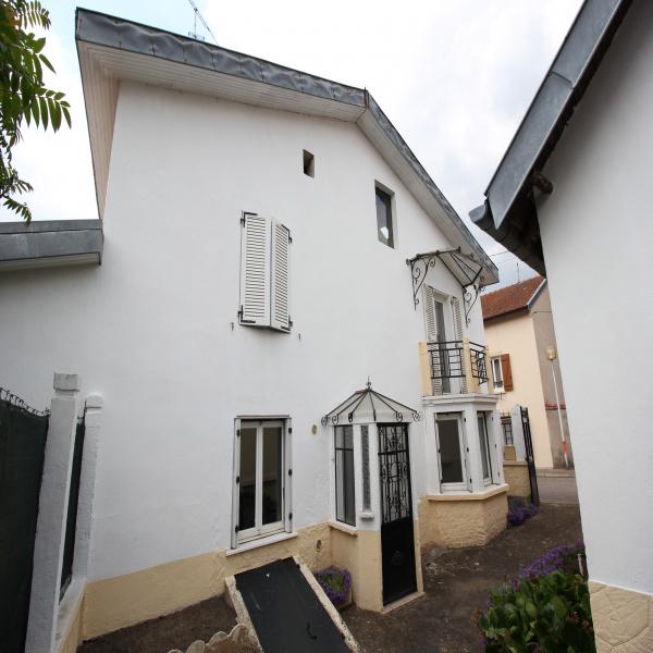 Offres de vente Maison Lunéville 54300