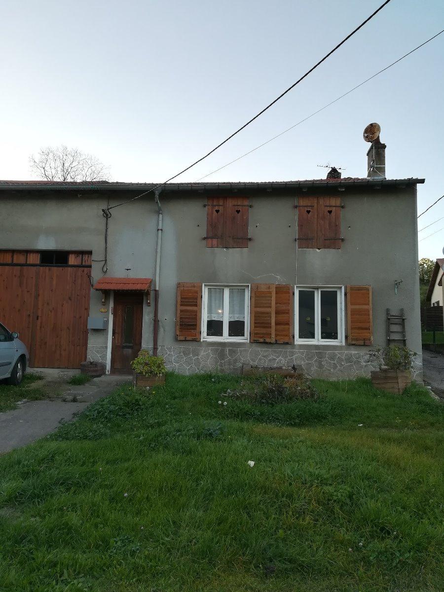 Offres de vente Maison Flainval 54110